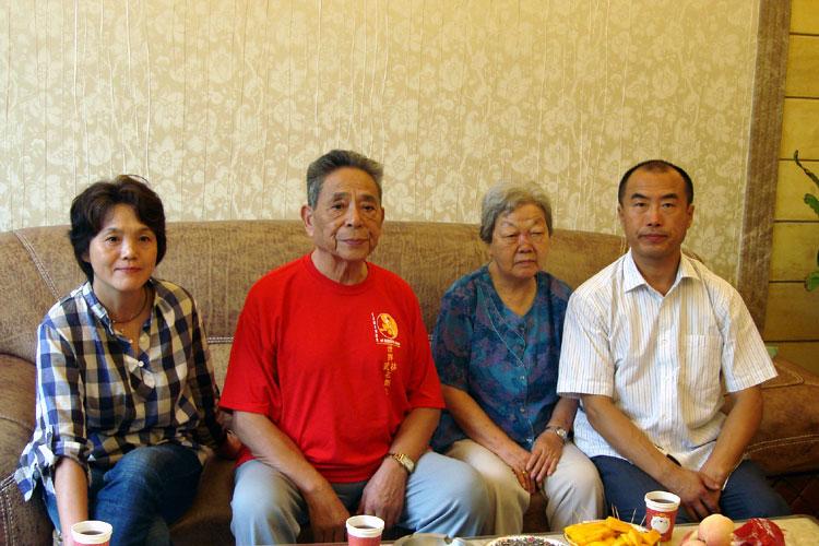 冯志强先生2010年访问长春